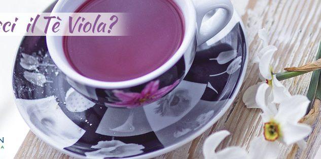 Tè Viola, un alleato naturale per la perdita di peso