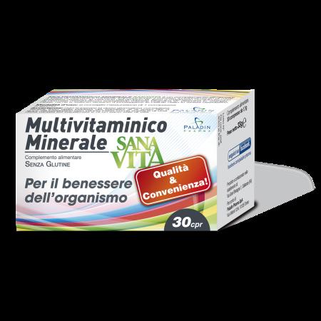 sanavita multivitaminico minerale