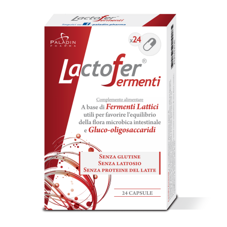 lactofer fermenti lattici capsule