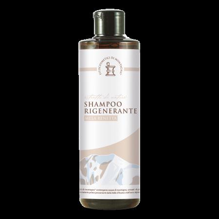 Shampoo Rigenerante - Mela Renetta Estratto di Natura