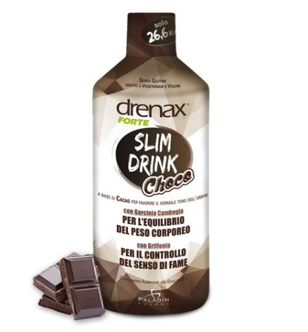 Drenax Slim Drink Choco
