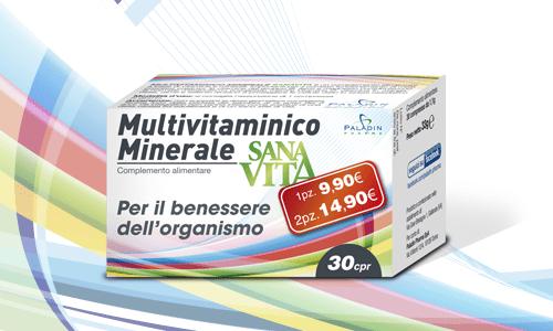 Multivitaminico Minerale
