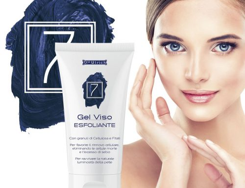 Gel viso esfoliante