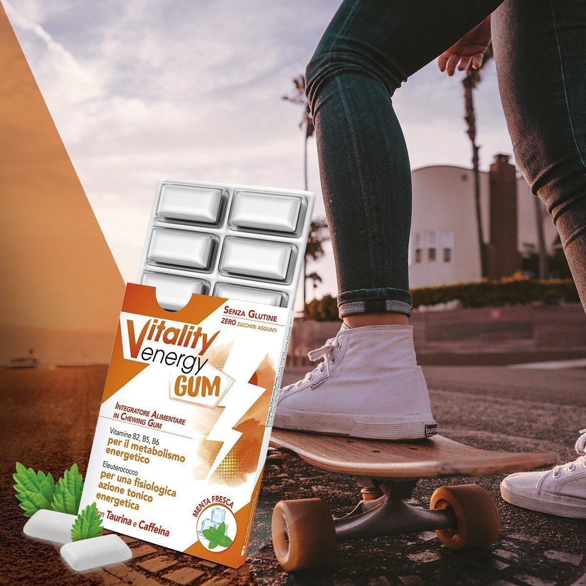 Vitality Energy Gum
