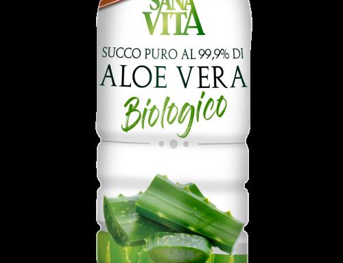 Aloe Vera Succo Puro BIO