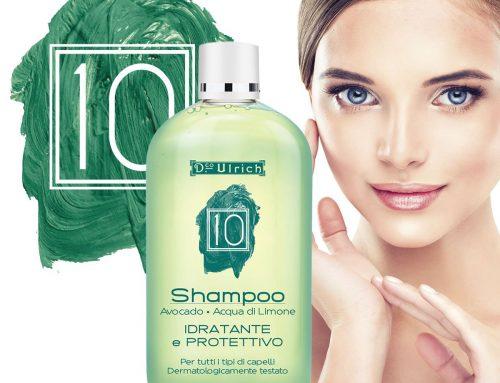 Ulrich Shampoo Avocado e Limone