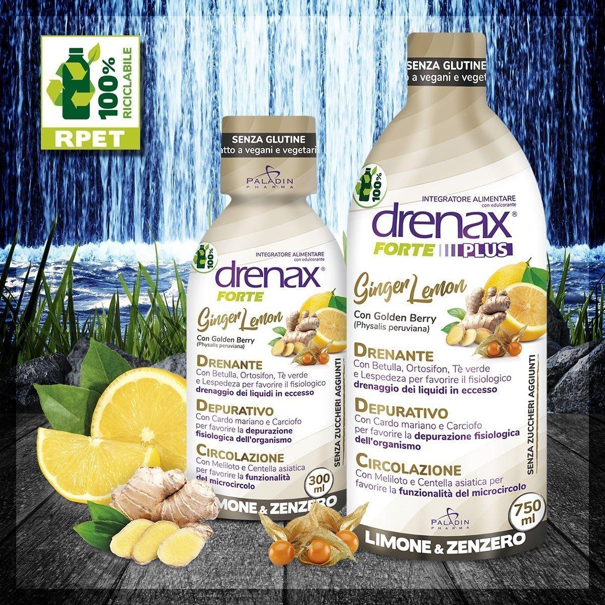 drenax ginger lemon