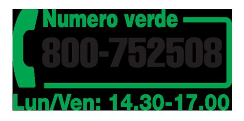 numero verde paladin pharma