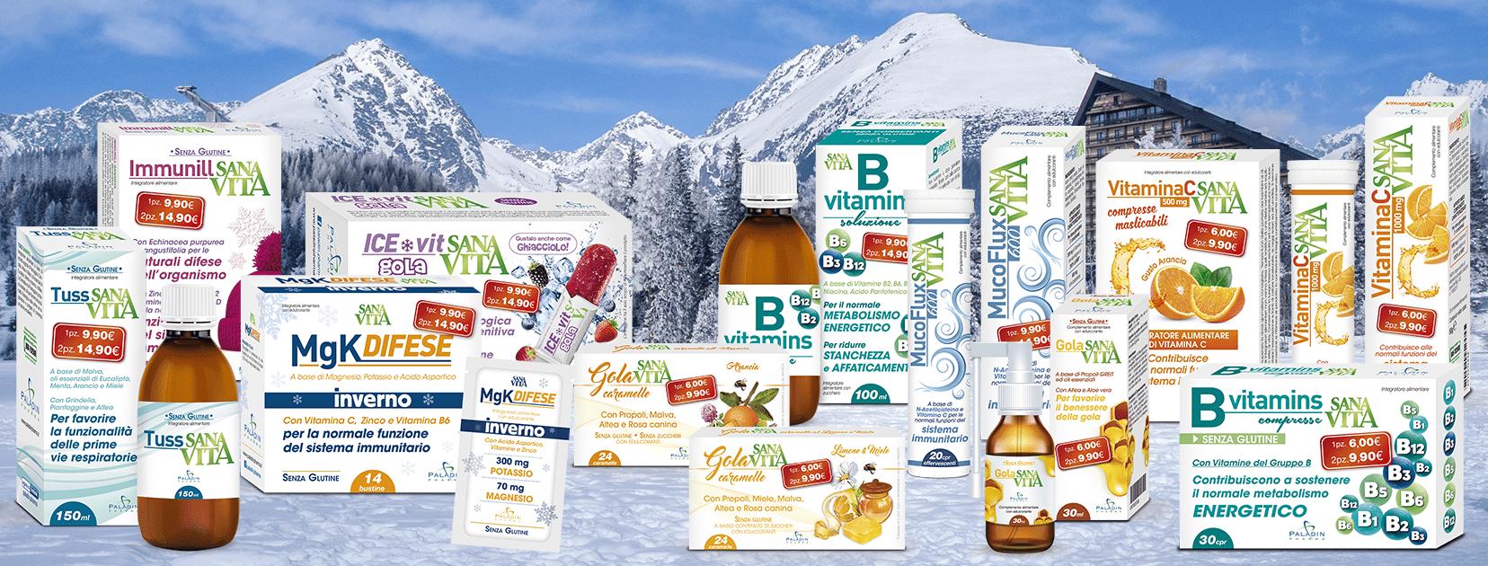 Affronta l'inverno e rafforza il sistema immunitario