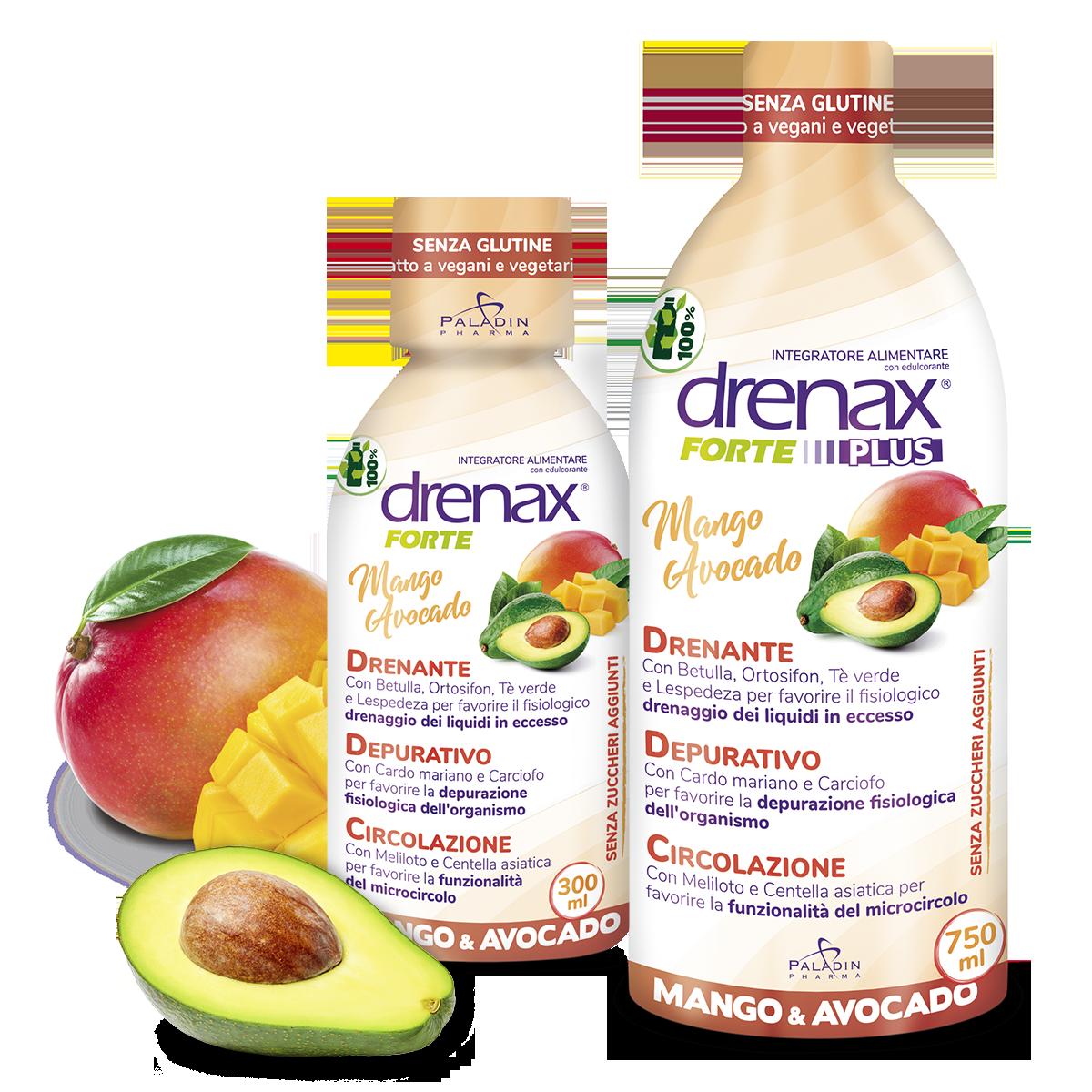 Drenax Forte Mango & Avocado