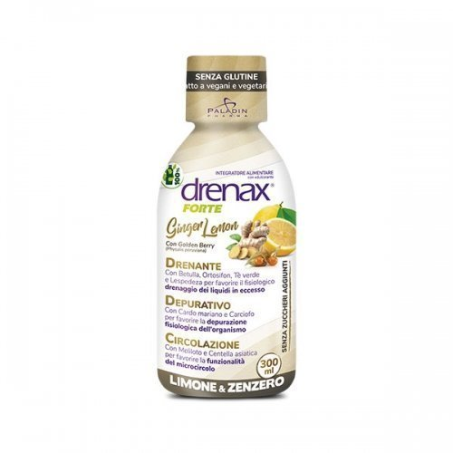 Drenax Forte Ginger Lemon Pocket