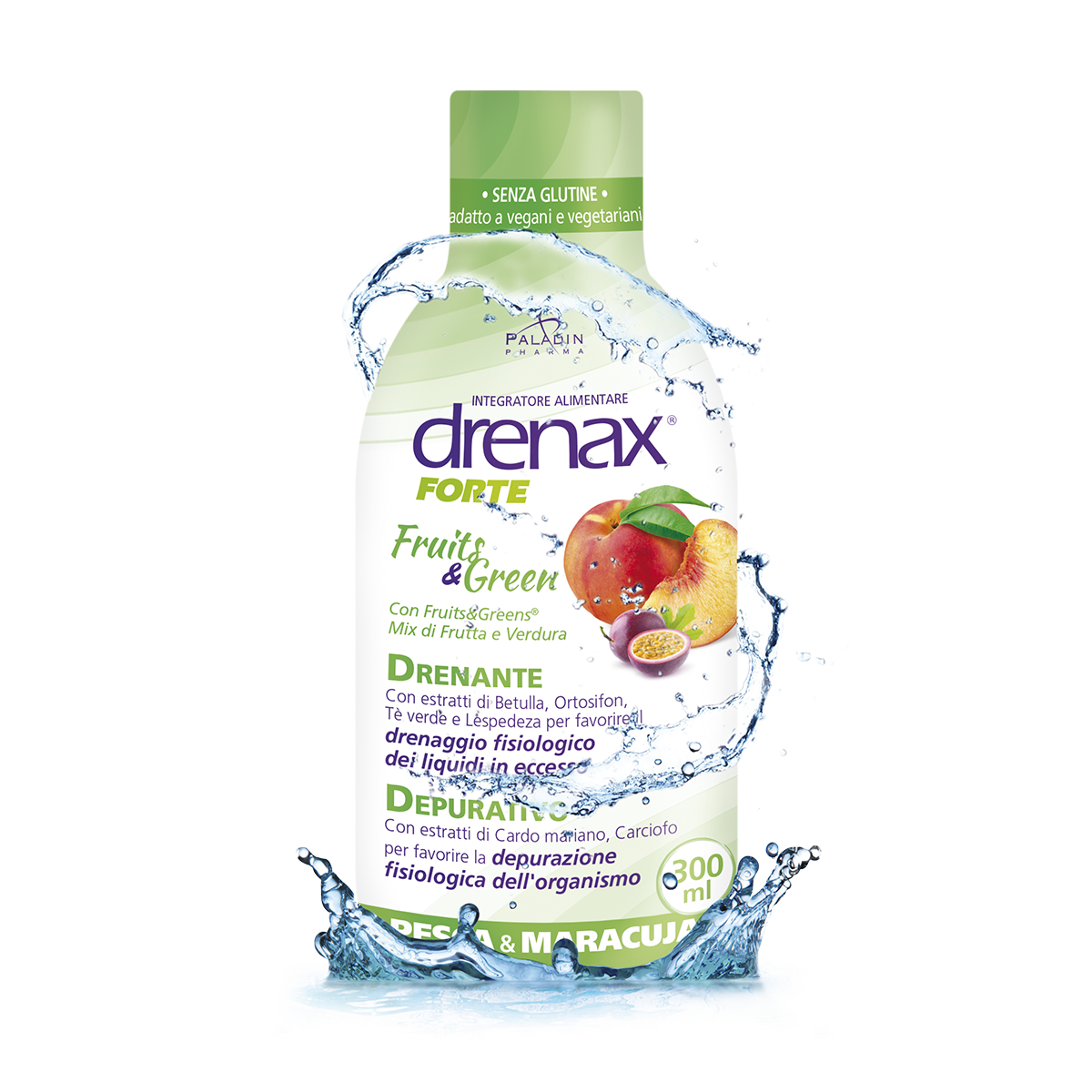 Drenax Forte Pocket Fruits & Green