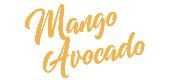 mango & avocado