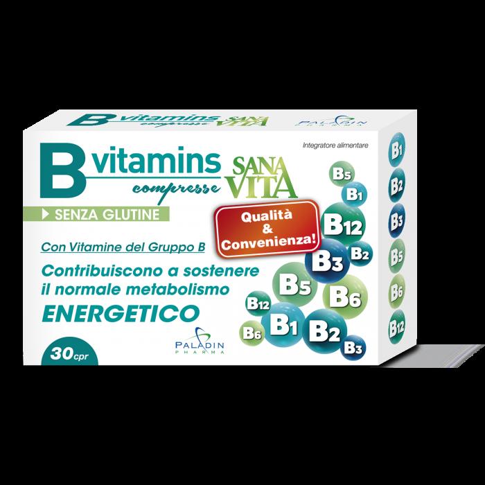 Sanavita b-Vitamins