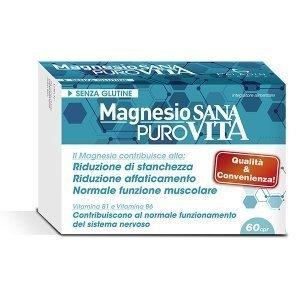 Sanavita Magnesio Puro Compresse