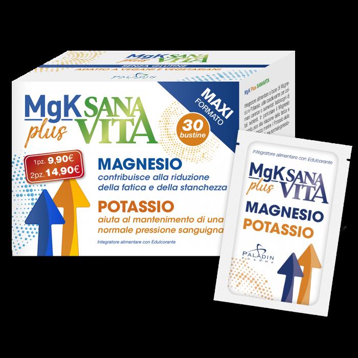 Sanavita MgK Plus