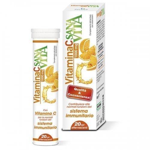 Sanavita Vitamina C Effervescente