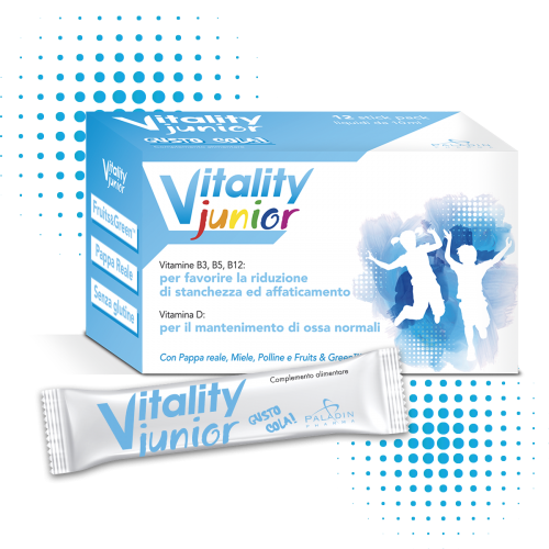 Vitality Junior Tonici energetici