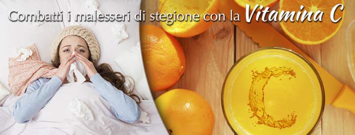 PALADINPHARMA - Rafforza le difese con Vitamina C