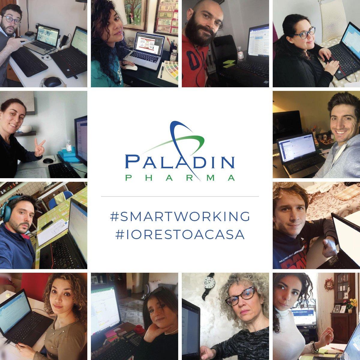 PALADINPHARMA - Smartworking Time