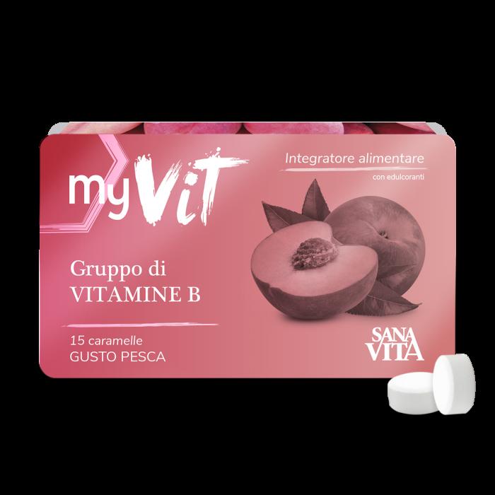 Sanavita MyVit Vitamina B