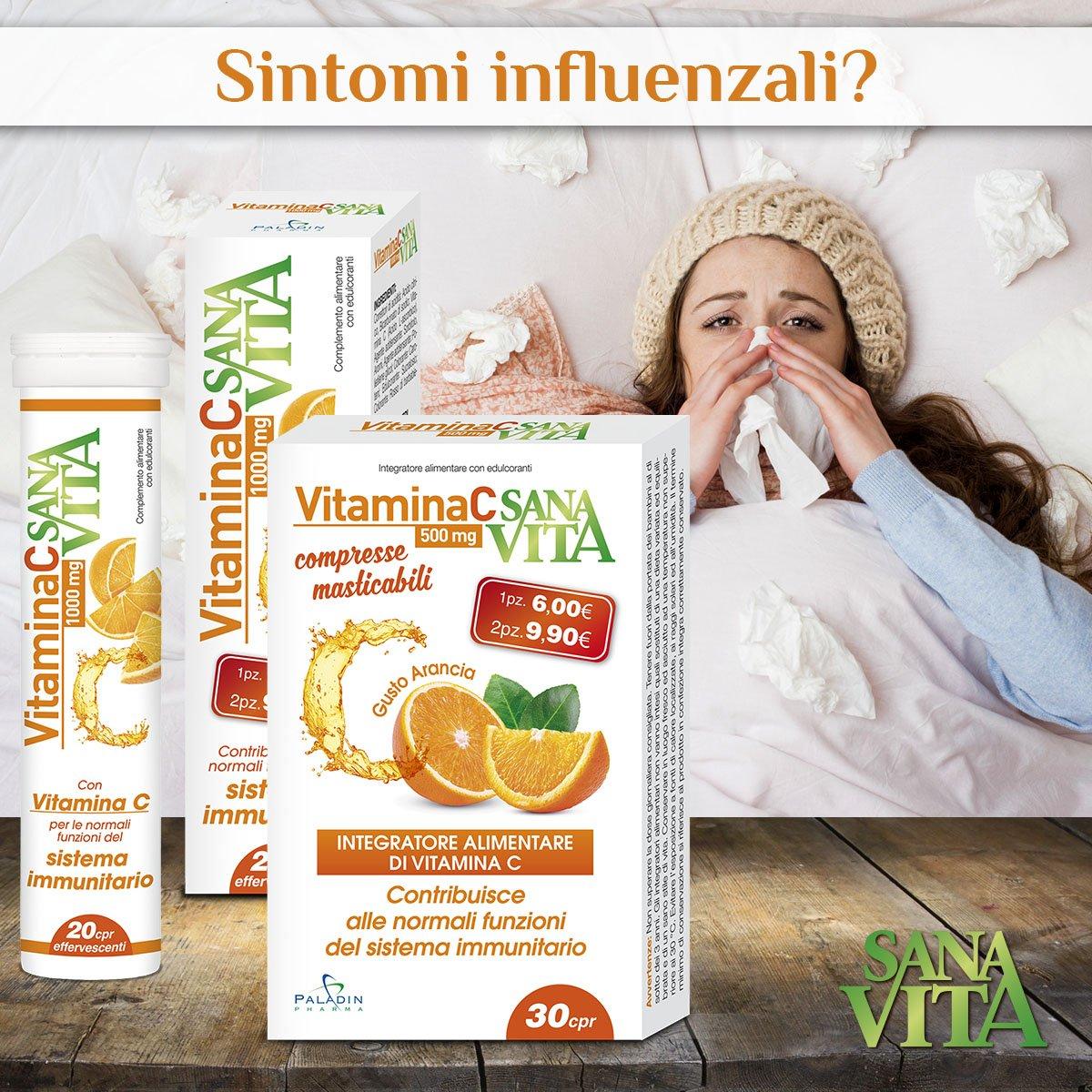 Vitamina c e difese immunitarie