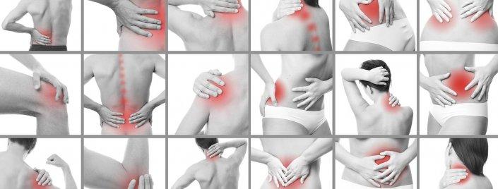 Freddo e dolori muscolari e articolari