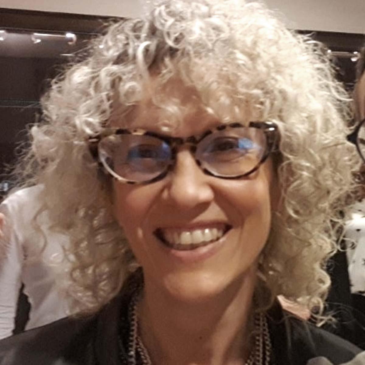 Manuela Visentin Divisione Scientifica