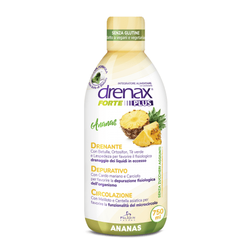 Drenax Forte Ananas Plus 750ml - 2021