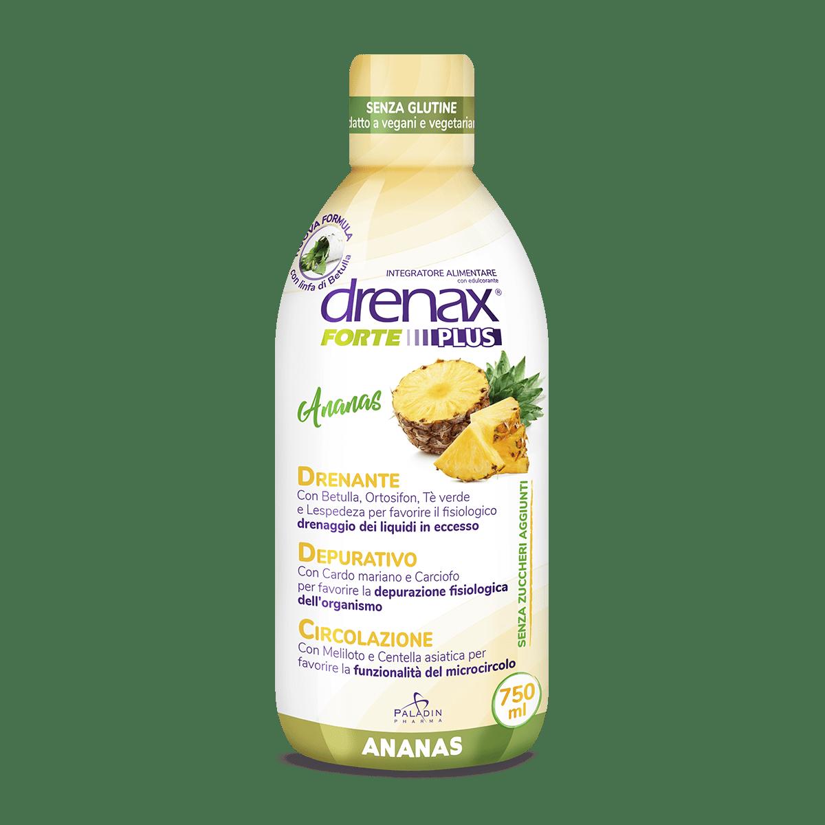 Drenax Forte Ananas Plus 750ml - 2021