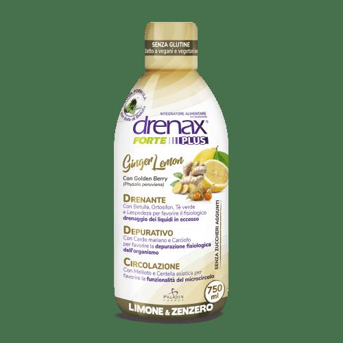 Drenax Forte Ginger Lemon Plus 750ml - 2021