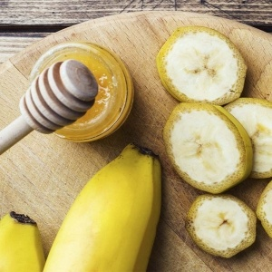 prebiotici banana miele