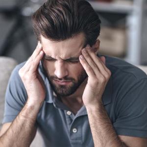 Mal di testa e stanchezza mentale