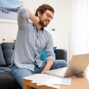 smart working e postura corretta - paladin pharma